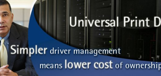 universal print driver