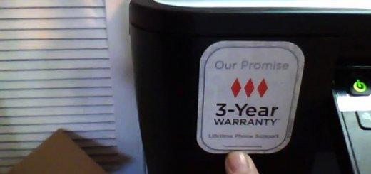 Lexmark Impact S305 3-Year Warranty