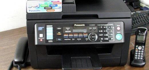 Panasonic KX-MB20161 as tested