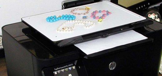 HP LaserJet TopShot