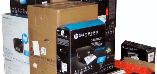 HP Ink-Dry Printers