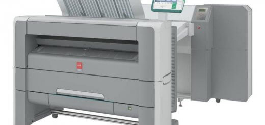 Oce Plotwave 345 Printer