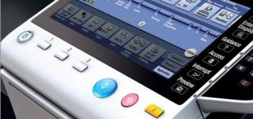 c545 control panel